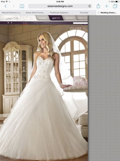 First Time Wedding Dress Shopping Are Stella York Dresses Cheap