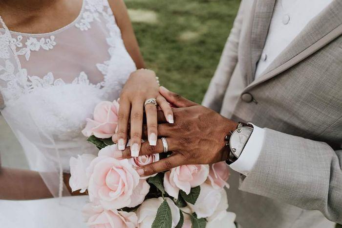 Wedding Nails: Bold or Subtle? 6