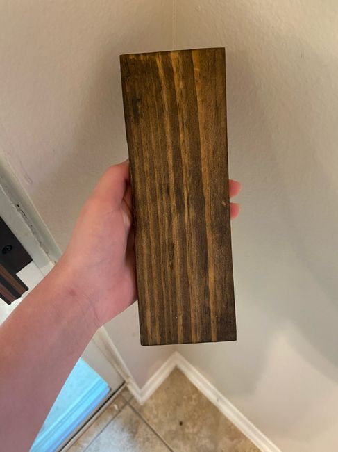 Wood Staining 4