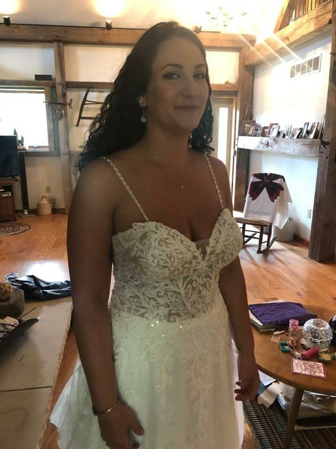 Show me your wedding finery! 12