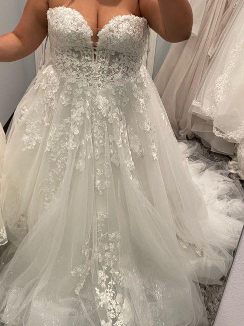 Dress commitment fears 😣 5