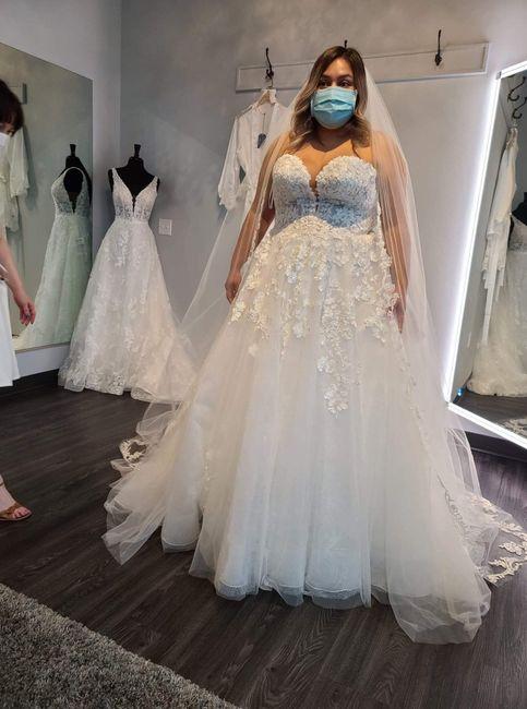 Dress commitment fears 😣 6