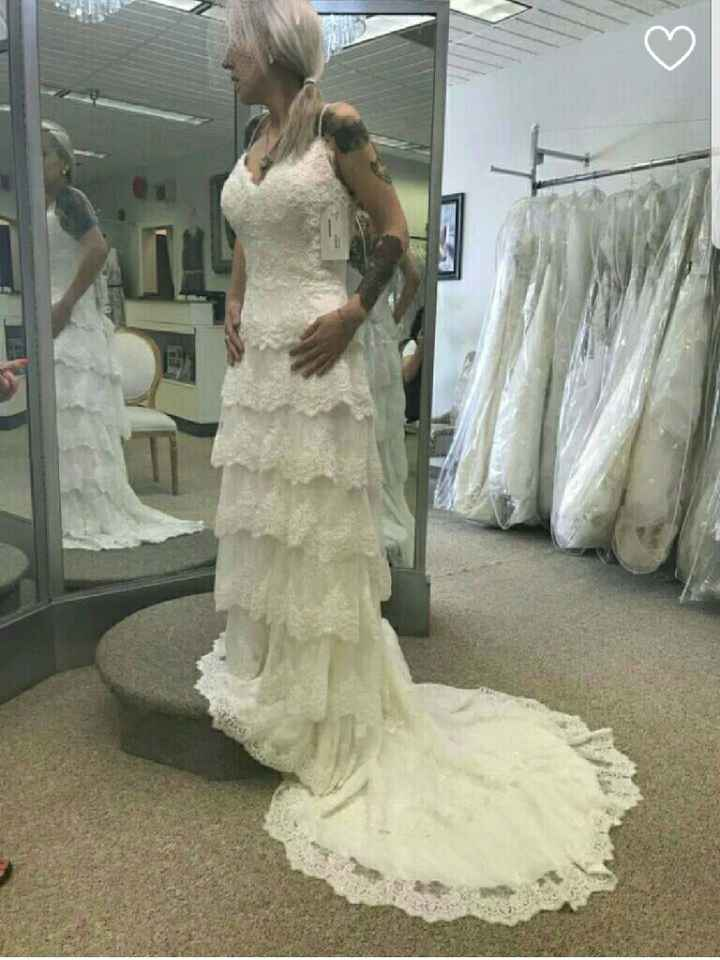 Wedding Dress Budget! - 1