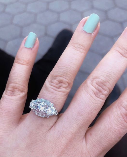 Brides of 2022! Show us your ring! 4