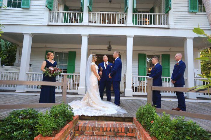Finally married!! 13
