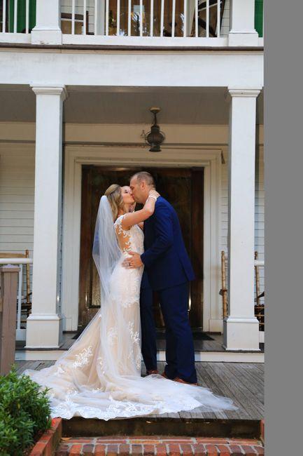 Finally married!! 14