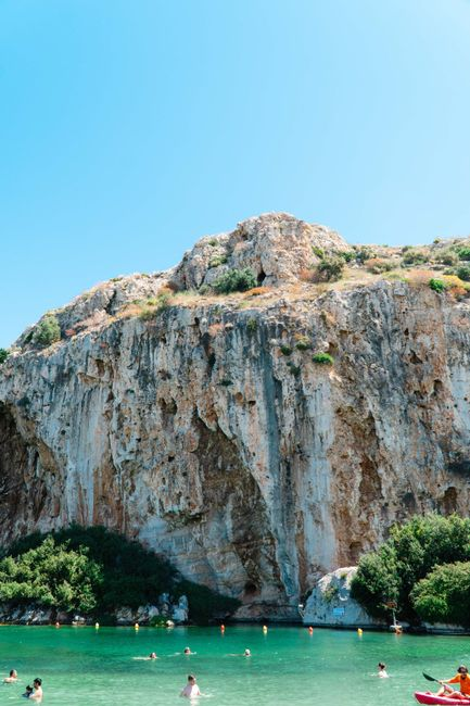 Honeymoon in Greece! 1