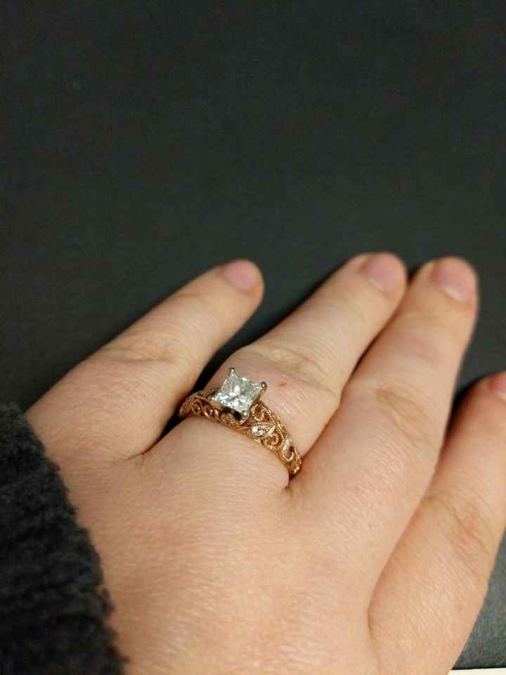 Let's see the Ring!!! Where are the alternative rings?!?! - 1