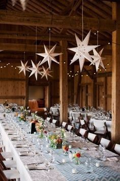 Do you think it's weird if i get married in a barn and don't have a overly rustic, country, shabby chic wedding? 1