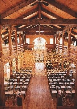 Do you think it's weird if i get married in a barn and don't have a overly rustic, country, shabby chic wedding? 3