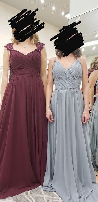 Bridesmaid Dresses 6