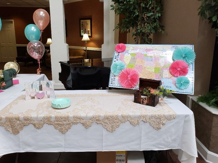 Let's talk about Bridal Showers! What was yours like? What will it be like? 3