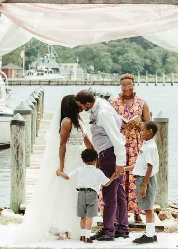 August 8th Wedding Success! - 2