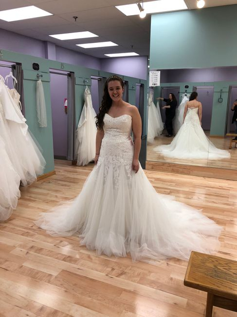 """Is your dress a """"surprise""""? 1"""