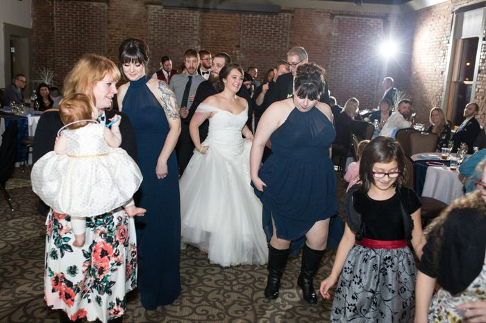 Is 100 guests enough to have an awesome reception? 1