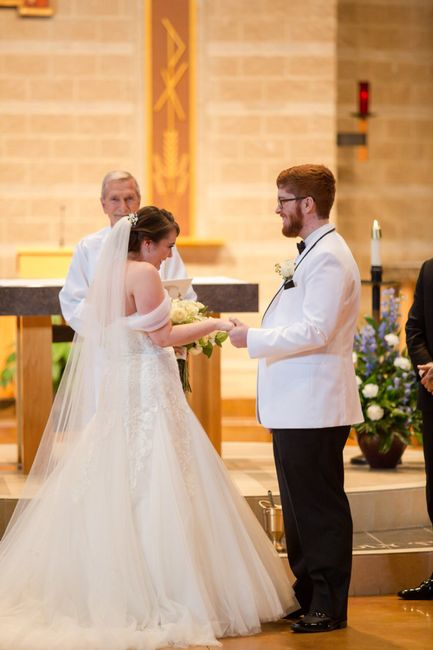 Show me your favorite picture from your wedding 6