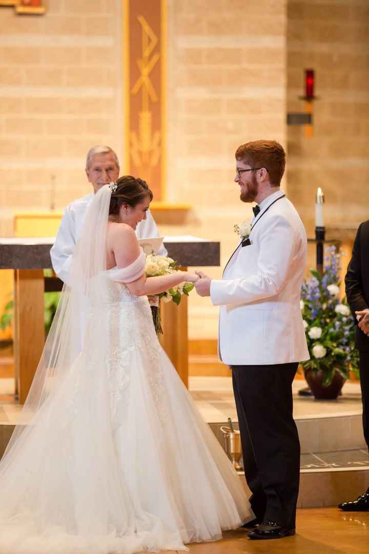 Favorite wedding day picture 5