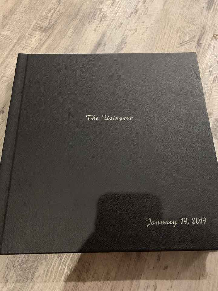 Shutterfly professional flush mount photo album thoughts? 1