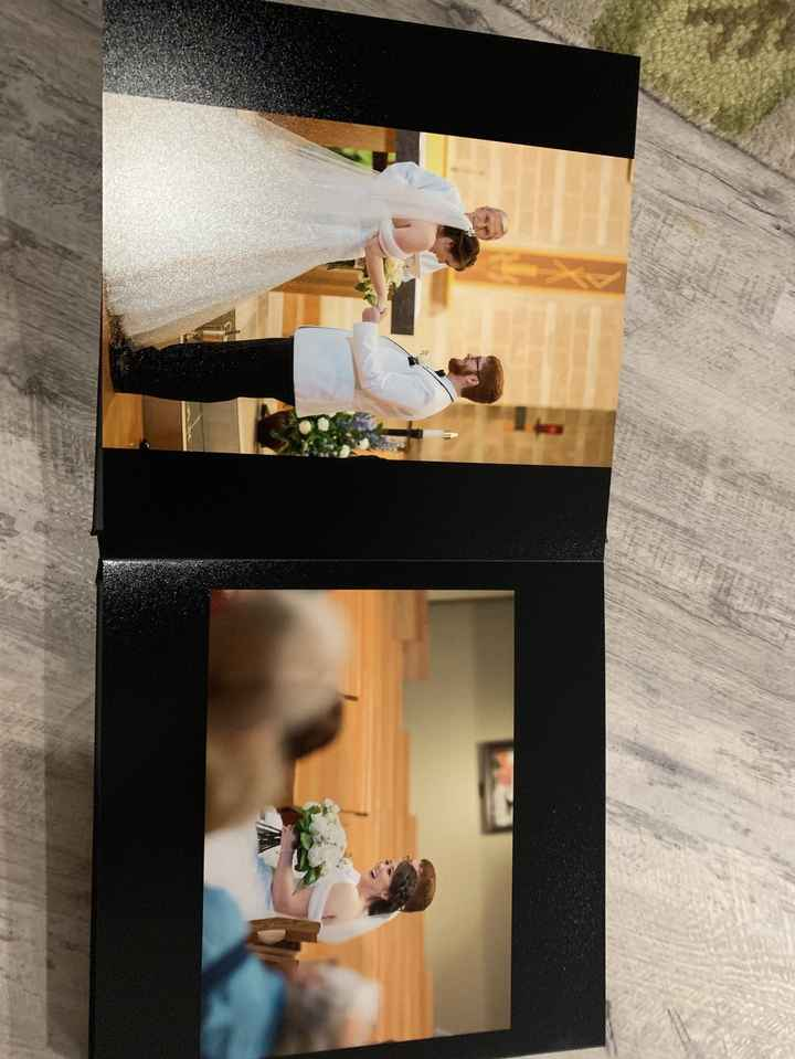 Shutterfly professional flush mount photo album thoughts? 2