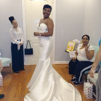 I Said Yes To The Dress!!!