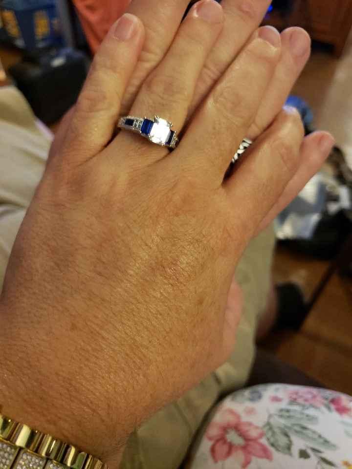 My ring - 1