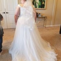 Potential dress regret plus potential i Said Yes! - 2