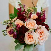 Let me see your fall bouquets!