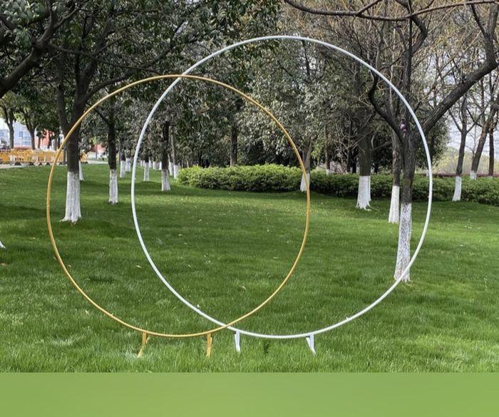 Round Circle Arch Help 1