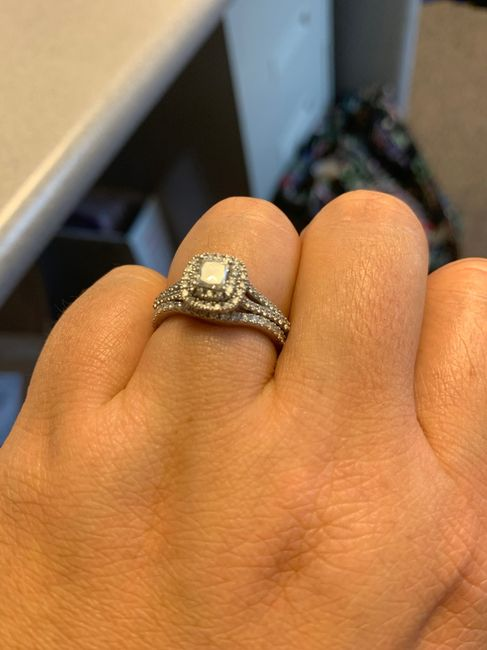 Let's See Your Wedding Band! 6