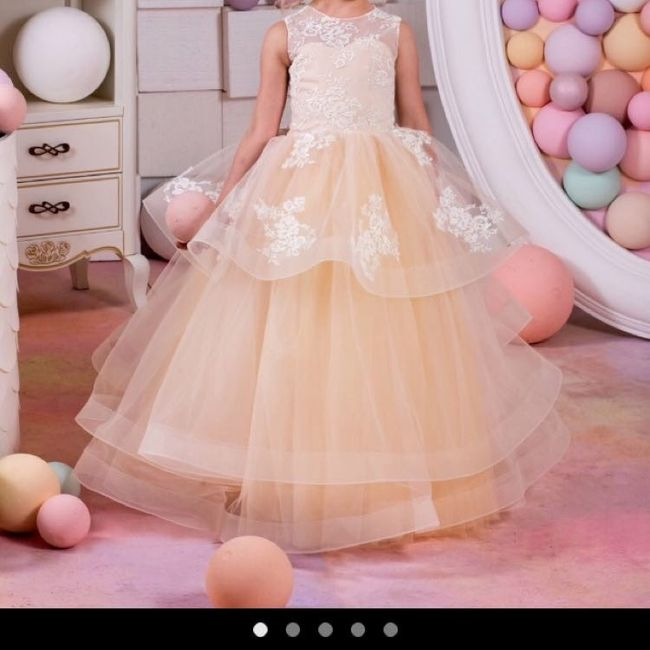Show Me Your Flower Girl Dresses!