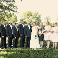 Miss matched Bridesmaid Dresses