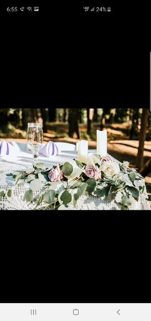 Purple hues for your big day 24