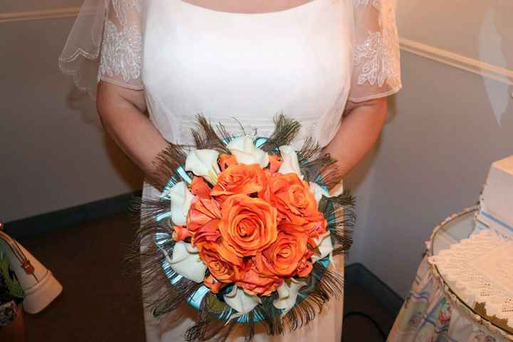 Diy wedding flowers - 1