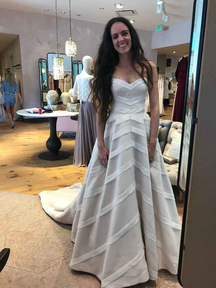 It's Time for a WW Bridal Fashion Show!!! - 1