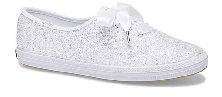 Bling converse sneakers - 1