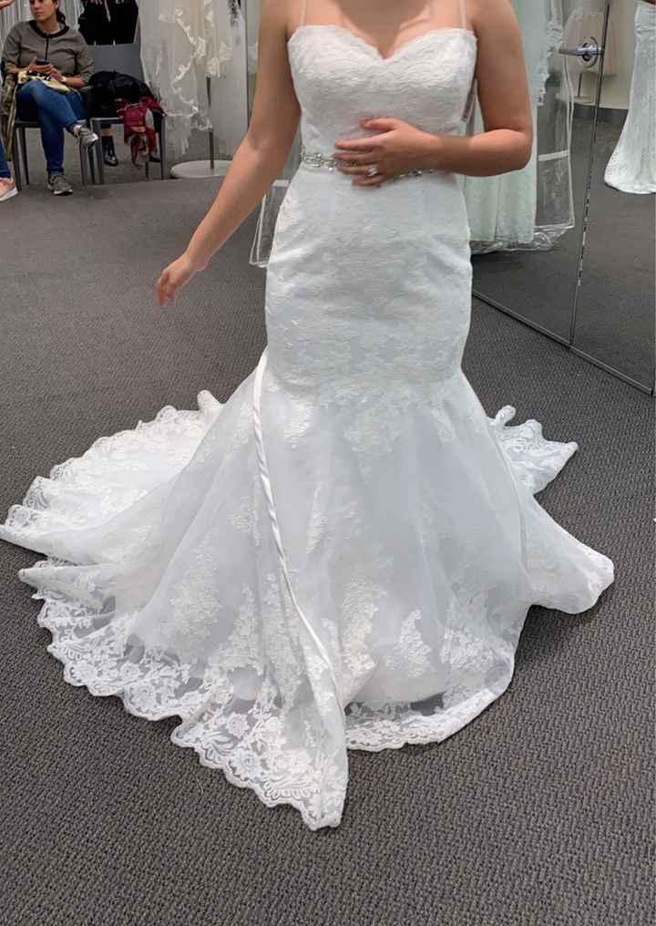 i found my Dress!! - 3