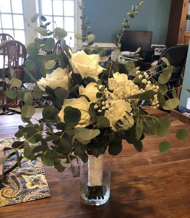 Bride Bouquet - Refund - 1
