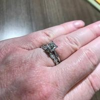 Here's my ring - love it!