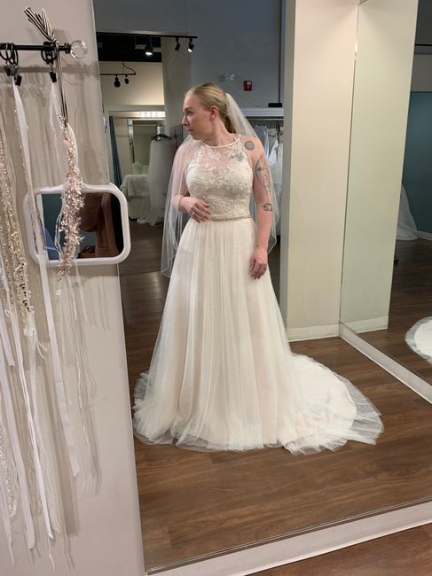 Let me see your dresses! 27