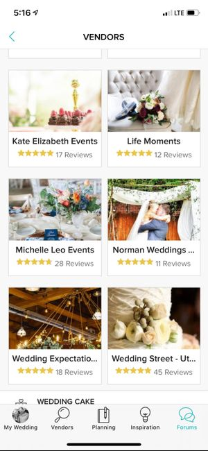 The year's best local vendors chosen by couples like you! Check out the 2020 Couples' Choice Awards® winners!! ⭐ 2