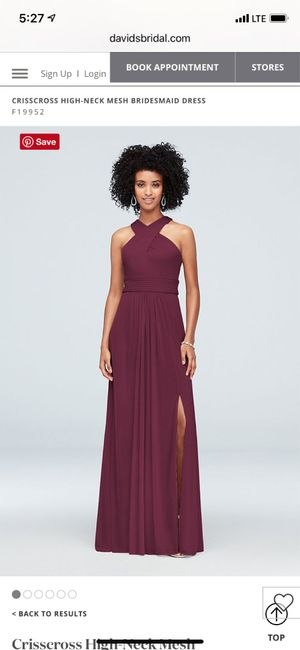 Bridesmaid attire 17