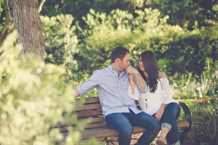 Woop Woop!! Got our engagements back!!