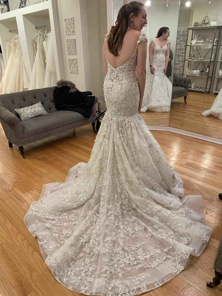 i picked a dress!!!! - 1