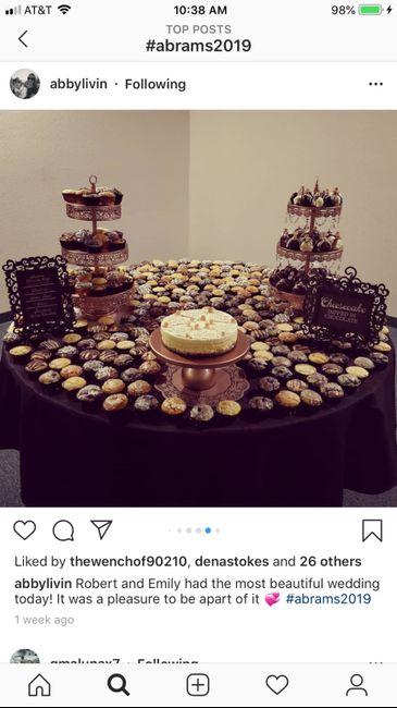 Dessert Table 9