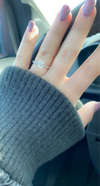 Can i start a new ring thread! Let's see that bling! 7