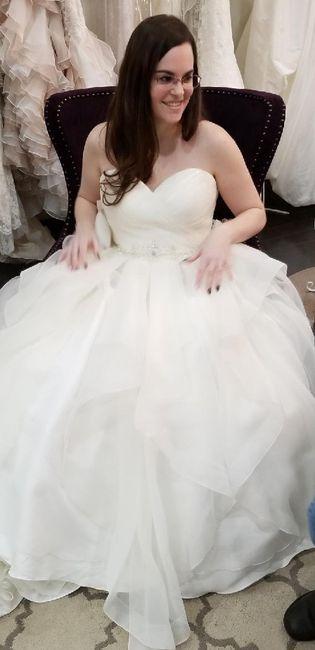 Got my dress today! - 2