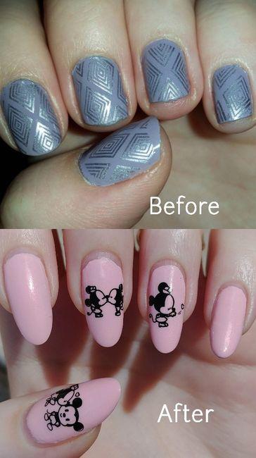 Keeping natural nails healthy. Secrets? 2