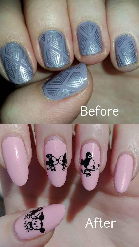 Keeping natural nails healthy. Secrets? - 1