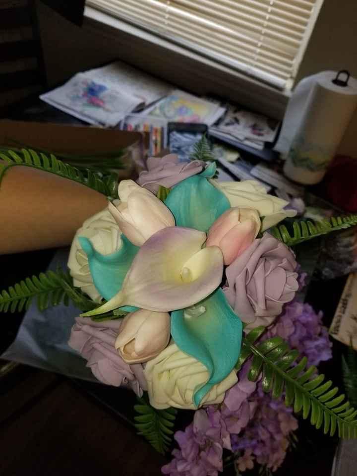 Bouquets! My favorite part! - 1