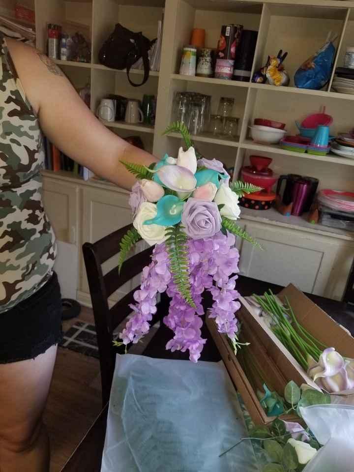 Bouquets! My favorite part! - 2